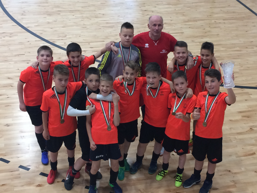 U11 Országos Futsal döntő 3. hely