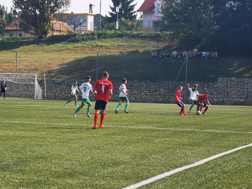 Rangadót játszott az U19