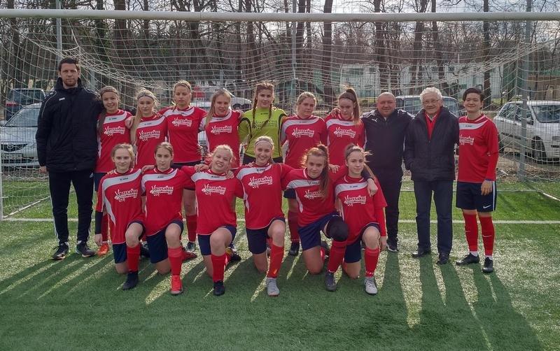 Magabiztos győzelem Mosonmagyaróváron. U19 lány MTE - VFC USE 0-5