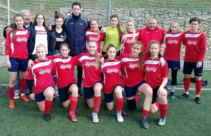 Rangadót nyert az U19 lánycsapat!  VFC USE - Gyirmót  3-0