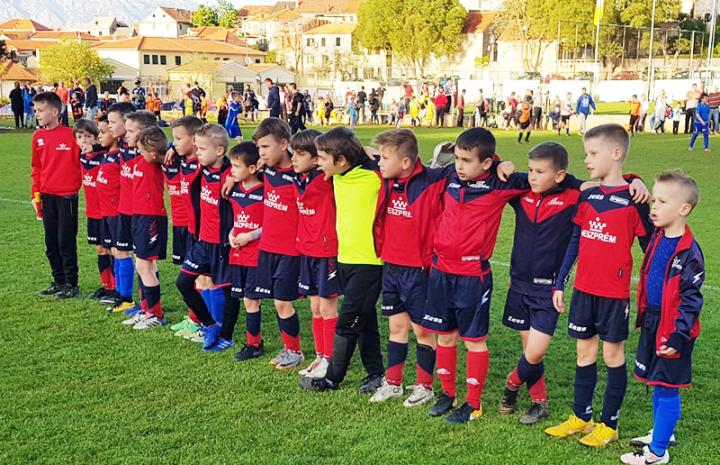 Tornagyőztes a Hajduk Splitet is legyőző VFC USE U9