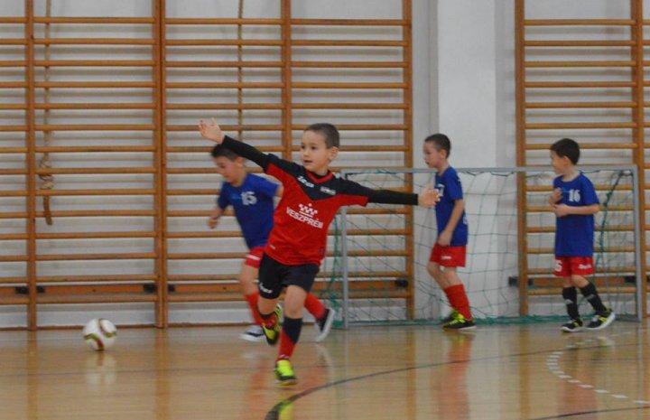 Futsal tornasorozat!