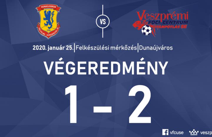 Győzelemmel jött el Dunaújvárosból az U17 is