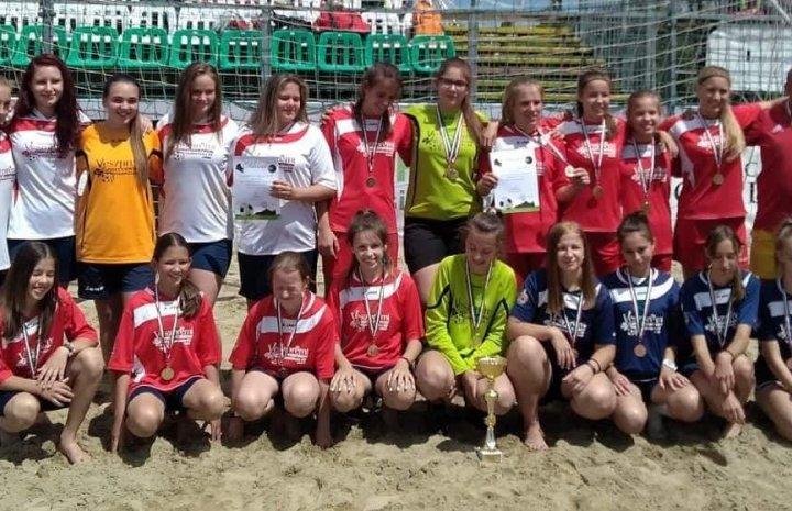 Sikerélménnyel búcsúztatták a szezont a VFC USE U11-es fiataljai