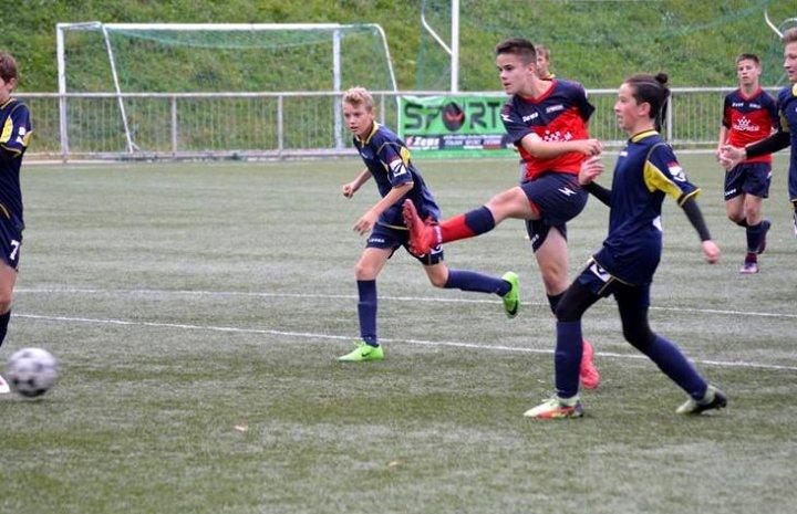 VFC USE U15 – Gárdony 25-0 (15-0)