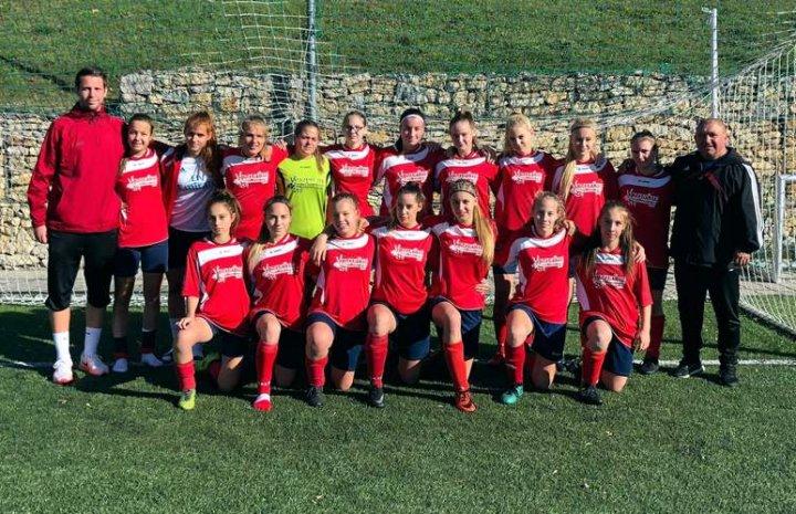 Folytatódott a sikerszéria az U19-ben a lányoknál!