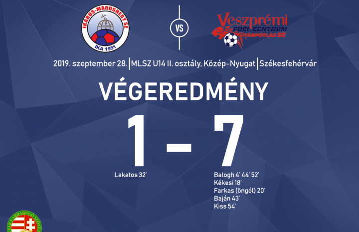 Fölényes győzelem Fehérváron