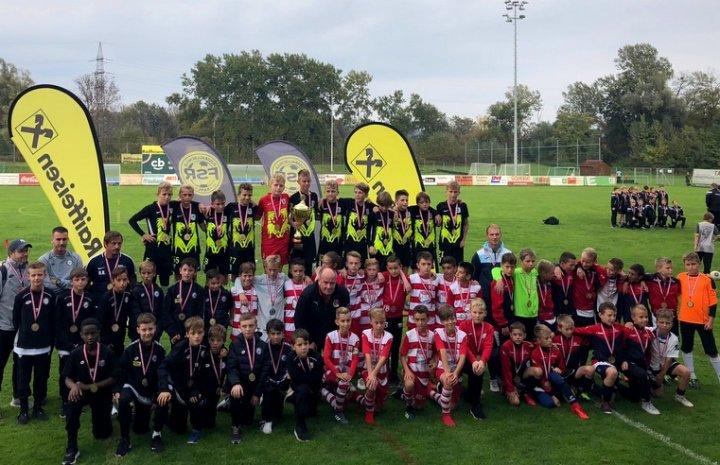 A hétvégén Grazban járt Varga Tamás csapata egy nemzetközi tornán!