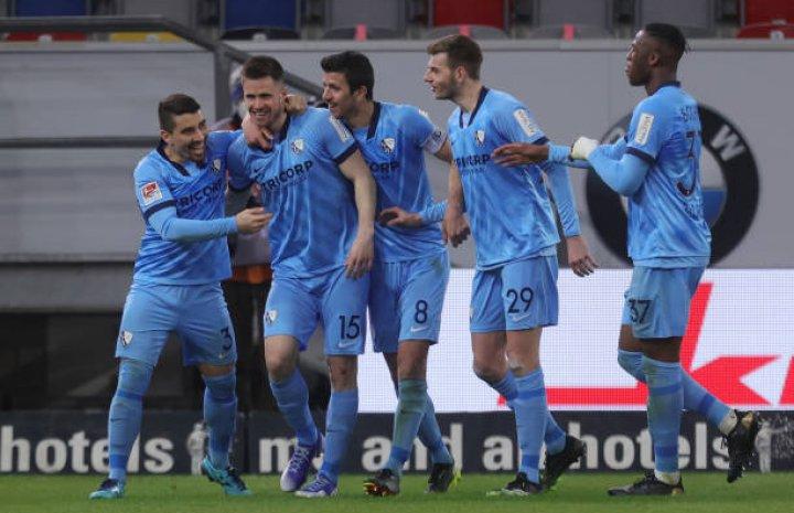 Novothny gól! A tabella élén újra a Bochum - VIDEÓ