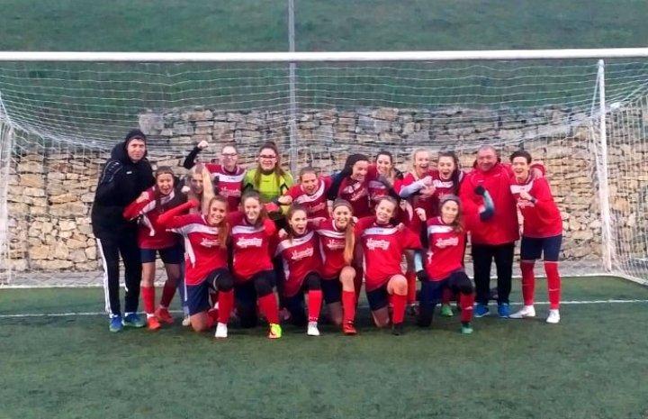 VFC USE U19 lány - Puskás Akadémia 2-1 (1-1)