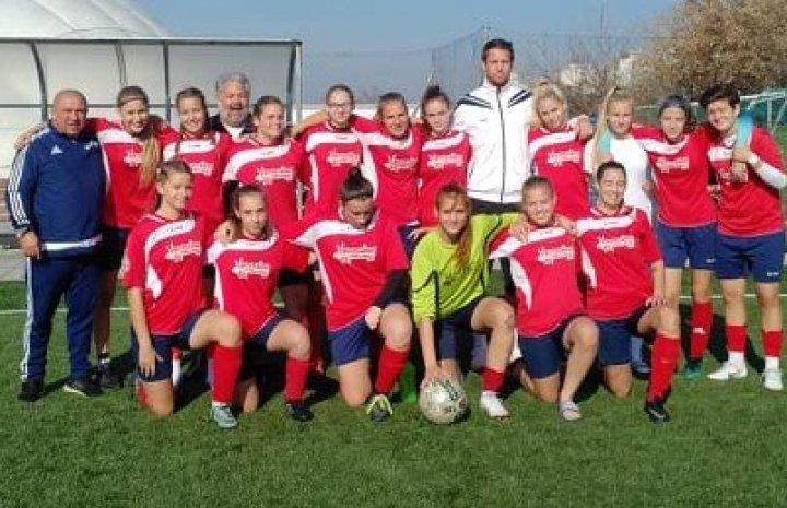 VFC USE Lány U19 - Csákvár 14-0 (7-0)