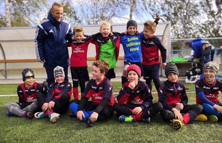 A régiós tornasorozat következő állomása az U9-es csapatnak Zalaegerszeg volt.