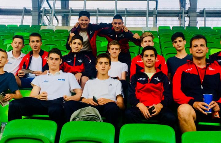 Újpest FC - Puskás Akadémia FC Magyar kupadöntő
