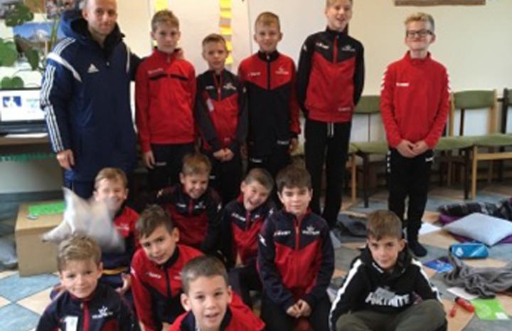 Mentális trainingen vettek részt fiatal játékosaink