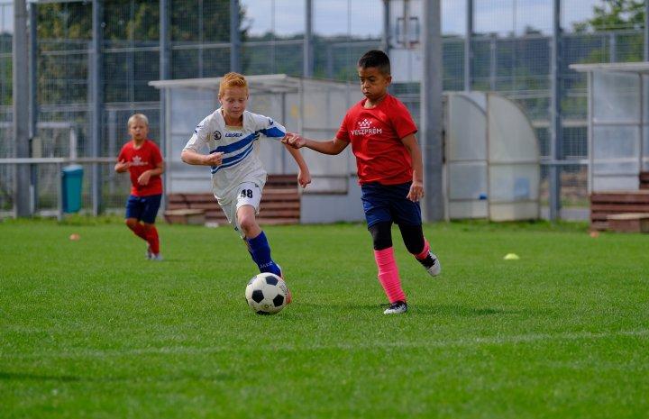 U11-es csapatunk is részt vett a Király Ferenc Emléktornán