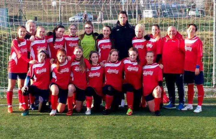 Balatonfüred – VFC USE U19 lány 1-6