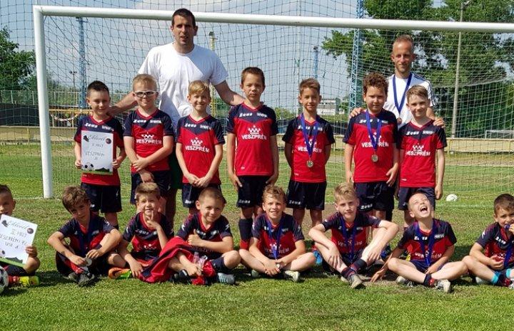 Csep-gól kupán járt az U9-es csapatunk!