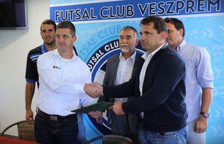 Együttműködési megállapodást írt alá az FCV, a VFC USE és az SZDSE