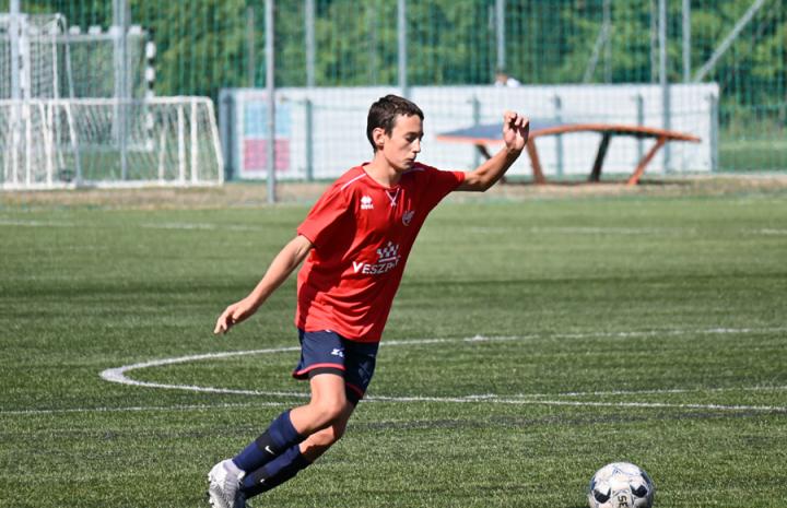 U15: Könnyed hazai siker
